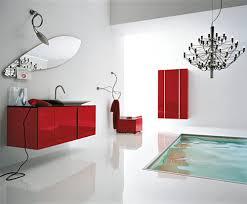 L Shaped Bathroom Design Home Interior Trendy White Modern Interior Color Schemes With L