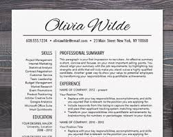 professional resume template creative professional resume templates listmachinepro