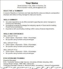 Objective For Receptionist Resume Professional Resume Writing Boston Writing Cover Letter With