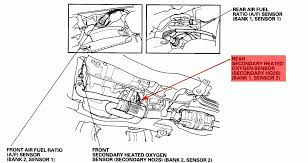 2001 honda civic o2 sensor wiring diagram 2001 wiring diagrams