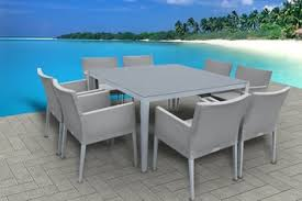 Patio Furniture Dining Set Modern Outdoor Patio Furniture Dining Sets Contemporary