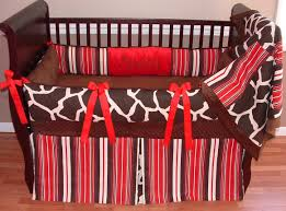 Mini Crib Baby Bedding by Sweet Apple Giraffe Baby Bedding 1912 289 00 Modpeapod We