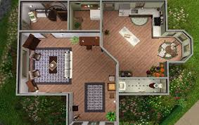Halliwell Manor Floor Plans by Mod The Sims The Elora
