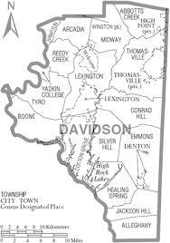 davidson county carolina