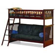 Black Futon Bunk Bed Futon Bunk Beds For Adults Roselawnlutheran