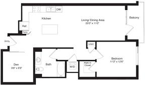 1 Bedroom Apartment San Francisco by Azure Apartments Mission Bay San Francisco 690 Long Bridge