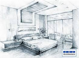luxury interior design bedroom drawing 72 with additional online
