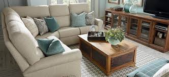 Sectional Sofa Reclining Reclining Sectional Sofas Motion Sectionals By Bassett