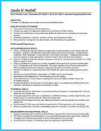 Resume Sample Format Microsoft Word by Accounts Receivable Resume Presents Both Skills And Also The