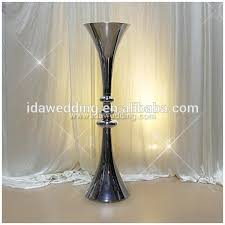 Silver Vase Wholesale Trumpet Vase Trumpet Vase Suppliers And Manufacturers At Alibaba Com