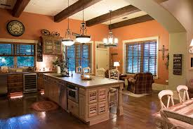Morton Buildings Custom Home Interior In Dickson Tennessee - Custom home interior