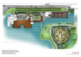 22 bia master plan by xsite landscape architecture works landezine