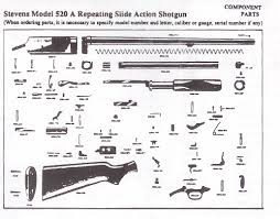savage shotgun parts stevens shotgun parts springfield shotgun