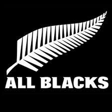 all black all