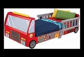 kidkraft toddler fire truck bed 119 89 at costco uk paperblog