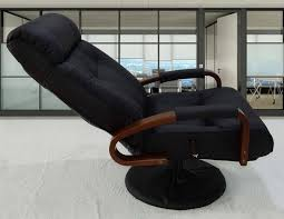 Recliner Computer Chair Modern Leather Home Office Leather Chair Reclining Adjustable