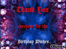 thank you post for birthday wishes thank you notes