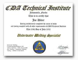 available certifications admissions cda technical institute