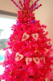 extend the life of your pink christmas tree to valentine u0027s day