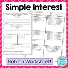 a page of guided notes and a practice worksheet is included in
