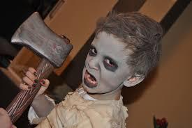 Chucky Halloween Costume Kids 100 Halloween Zombie Makeup Ideas Kids 55 Scary