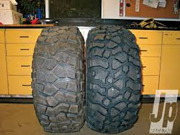 15 Inch Truck Tires Bias Radial Vs Bias Ply Tires Jp Magazine