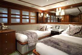Yacht Bedroom by Rockstar Luxury Superyacht For Sale Trinity Yachts Motor Yacht