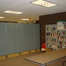Rolling Room Dividers by Portable Room Dividers Folding Temporary Walls Screenflex