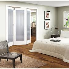 Wickes Fitted Bedroom Furniture by Wickes Ashton Internal Folding Door White Glazed 1 Lite 3 Door