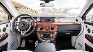 sweptail rolls royce inside rolls royce phantom 2017 review by car magazine