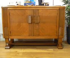 sold art deco sideboard drinks cabinet buffet anecdotes design