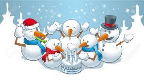 birthday snowman clipart clipartxtras