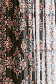 Urbanoutfitters Curtains Anthropologie Arbor Curtain Tunnel Tab Construction Drapes