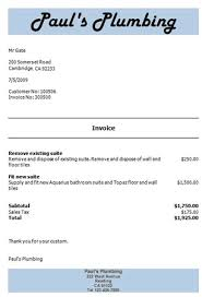 example of a invoice invoicing software example invoice example quote example
