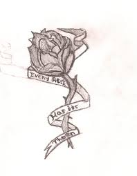 every rose has its thorn by hikariix3 on deviantart