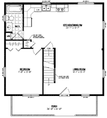 30 X 30 House Plans 22 X 26 House Plans And Home Design 24 Luxihome