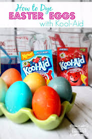 Decorating Easter Eggs With Cool Whip by 31 Easter Egg Decorating Ideas Diy Joy