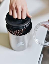 airscape kitchen canister airscape coffee canister la colombe coffee roasters