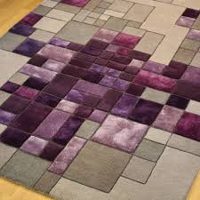 Purple Area Rugs Amazing Gray And Purple Area Rug Cievi Home In Purple And Gray