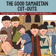 the good samaritan jumbo cut outs