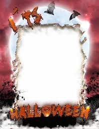 Halloween Picture Borders by Collection Halloween Photo Frames Pictures Clipart Classic