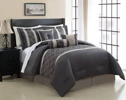 bedroom brimming with muted tones and soothing hues cal king