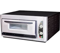 12 Inch Toaster Oven Italinox Mk501 Single Deck Electric Pizza Oven 4 X 12 Inch Pizzas
