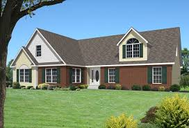 manufactured modular homes a stone or brick exterior on manufactured modular homes with