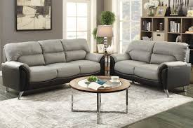 Grey Leather Sofa And Loveseat Hercules Grey Leather Sofa And Loveseat Set A Sofa