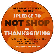 thanksgiving day shopping list who started this battle to stop shopping on thanksgiving pr com