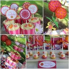 upsy daisy night garden birthday party ideas night