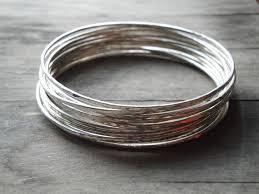 bracelet silver bangles images Marathon little girls sterling silver bangle bracelet sterling jpg