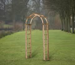 Trellis Arches Garden Round Trellis Garden Arch