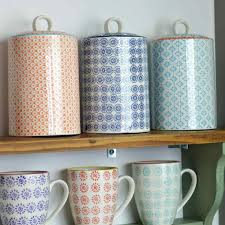 blue tea and coffee containers 1c1 info